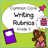Writing Rubrics Grade 5