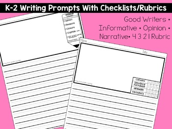 Writing Rubrics Kindergarten: Kid-Friendly Assessments and Checklists
