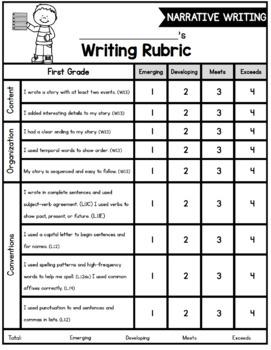 Writing Rubrics Megapack