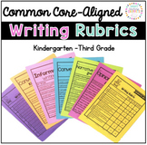 Writing Rubrics Megapack