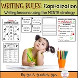 Writing Rules: Teaching Capitalization