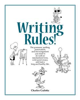 Writing Rules! (Verb Tenses)