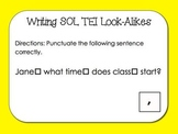 Writing SOL TEI Look-Alikes