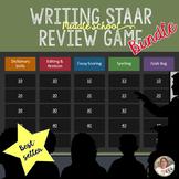 Writing STAAR Game Bundle- Middle School Test Prep