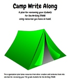 Writing STAAR Prep - Camp Write Along
