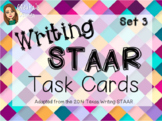 Writing STAAR Task Cards Revising and Editing