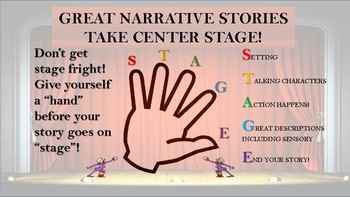 Writing STAGE Hand