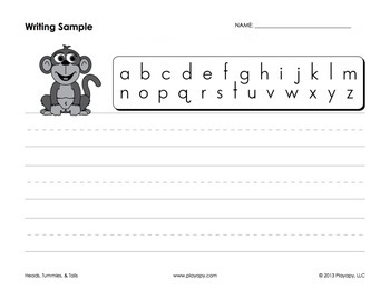 Lowercase Alphabet Printable