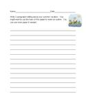 Writing Sample Pretest