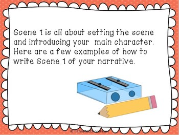 Writing Scene 1 of Your Narrative