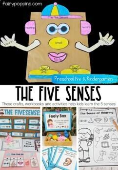 Writing & Science Craftivity: Mr and Mrs Potato Head (Toy Theme)