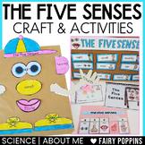Five Senses Activities {5 Senses} Plus Writing