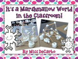 Writing & Science Freebie: It's a Marshmallow World in the