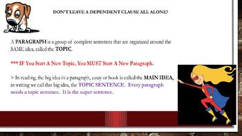 Writing Seminar Part 1