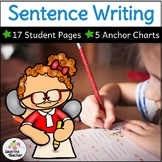 Writing Sentences: The Full Pack