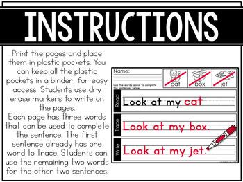 Writing Sentences {COMPLETE Bundle}