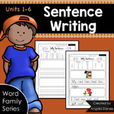 Sentence Writing with Spelling Words