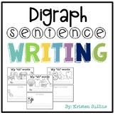 Writing Sentences with Digraphs