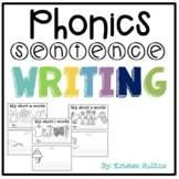 Writing Sentences with Short Vowel Word Families