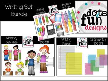 Writing Set Bundle