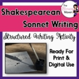 Writing Shakespearean Sonnets