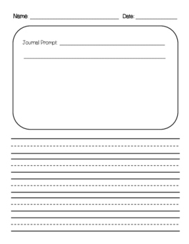 Writing Sheets - Great for Editing, Rubrics, Journals, Spelling, and More!