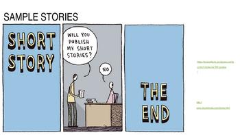 Writing: Short Story