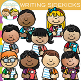 Sidekicks Writing Clip Art