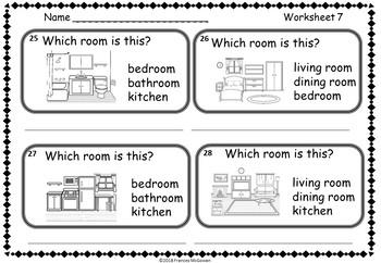 Writing Simple Sentences for ESL / EAL / ELL