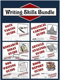 Social Studies Writing Skills - 6 Clear and Creative Templates!