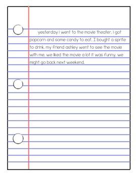 Writing Skills: Editing