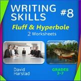 Hyperbole Worksheet