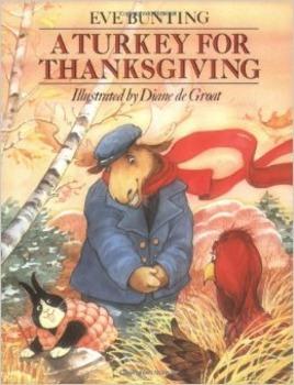 Writing Slides for Scott Foresman Reading Street: A Turkey for Thanksgiving