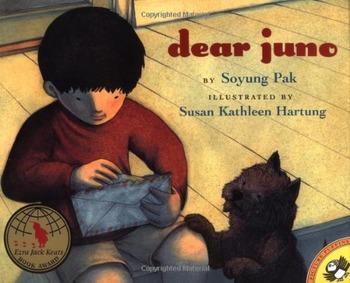 Writing Slides for Scott Foresman Reading Street: Dear Juno