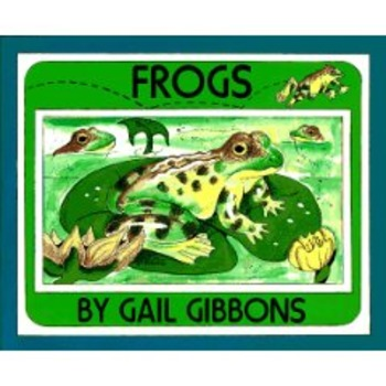 Writing Slides for Scott Foresman Reading Street: Frogs