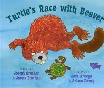 Writing Slides for Scott Foresman Reading Street: Turtle's Race With Beaver