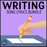 Writing Songs Bundle