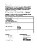 Writing Spanish House Listing
