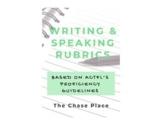 Writing & Speaking Rubrics, based on ACTFL's proficiency g