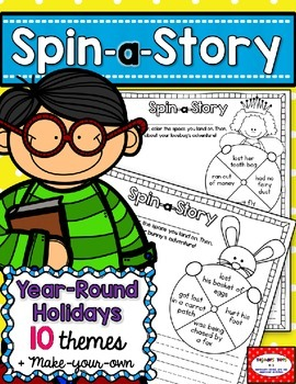 Writing: Spin-a-Story