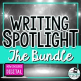 Writing Spotlight Growing Bundle