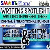 Writing Spotlight: Writing in the Present Tense (digital a