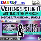 Writing Spotlight: Writing in the Third Person (digital an