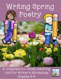 Writing Spring Poetry