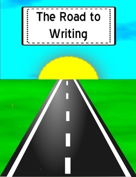 Writing Stages Classroom Posters