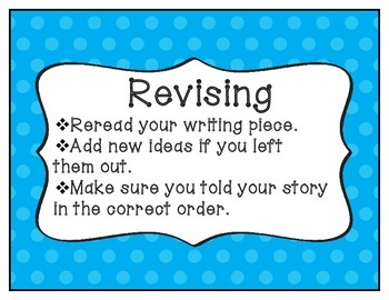 Writing Stages in Stripes, Dots, and Chevron