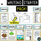 Writing Starter Pack