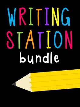 Writing Station BUNDLE