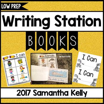Writing Station - Books