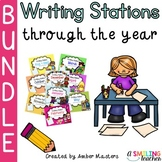 Writing Station Bundle- Complete School Year